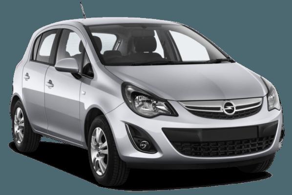 установка ГБО на Opel Corsa