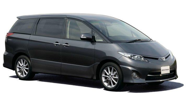 установка ГБО на Toyota Estima