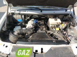 установка газовой системы на УАЗ Патриот