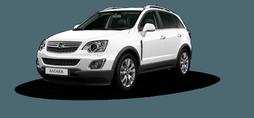 установка ГБО на Opel Antara